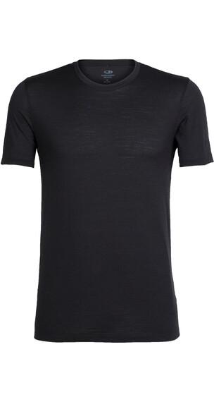 Icebreaker Tech Lite t-shirt zwart